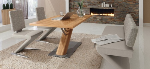 Contemporary Wood Dining Room Furniture