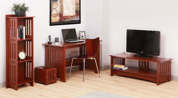 Costco Home Office Furniture Vineyard Office Collection