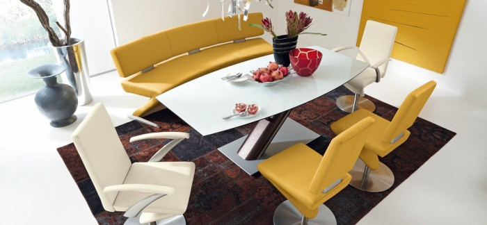 Modern Contemporary Dining Room Sets