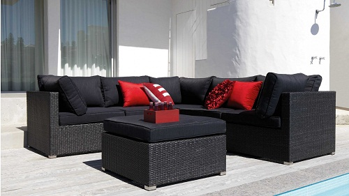 Outdoor Sectional Furniture Sets