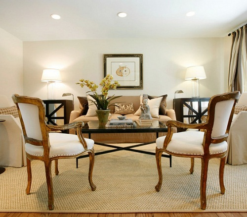 Traditional Formal Living Room Furniture