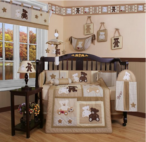 Cheap Crib Bedding Sets