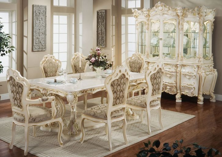 French Country Dining Set Decor Interior Inspiration