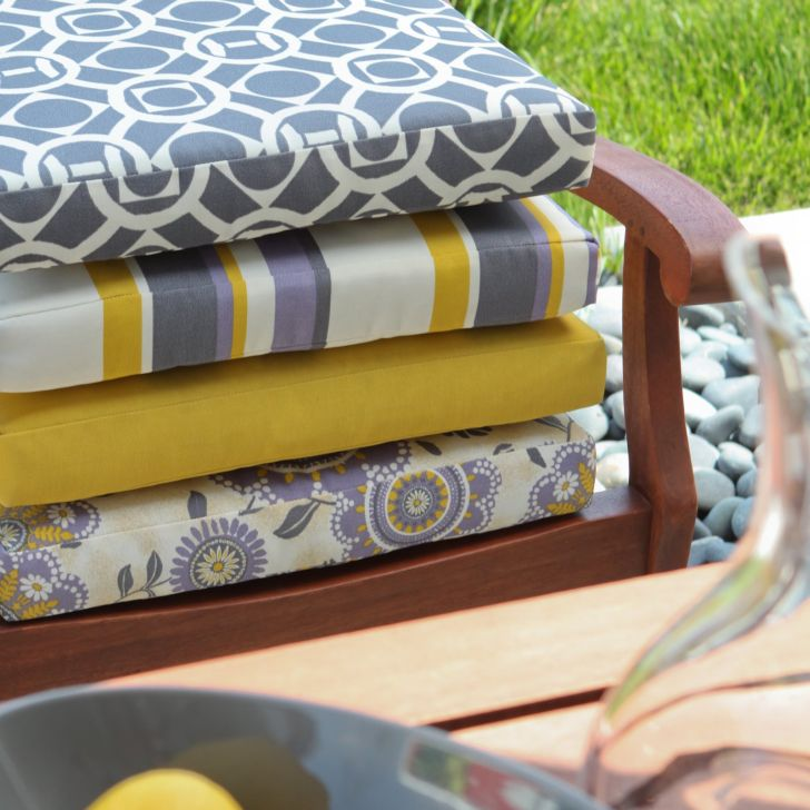 Replacement Cushions for Outdoor Furniture by Martha Stewart