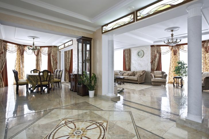 How to Clean Marble Floors Without Streaks
