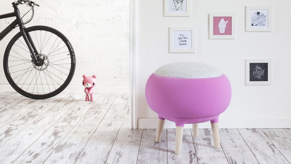 Cora Pouf - A Beautiful Chair Design