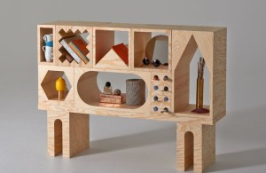 Block Furniture Enhancing Creativity