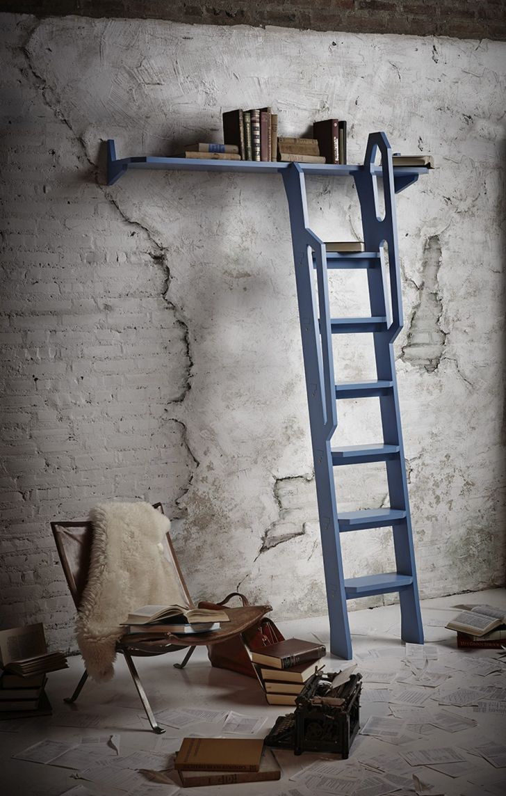 Noveltree Bookshelf Ladder