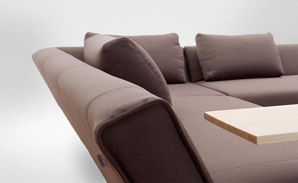 Detail of Hocky Sofa