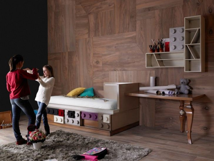 LEGO Furniture Collection for Kids by Lola Glamour