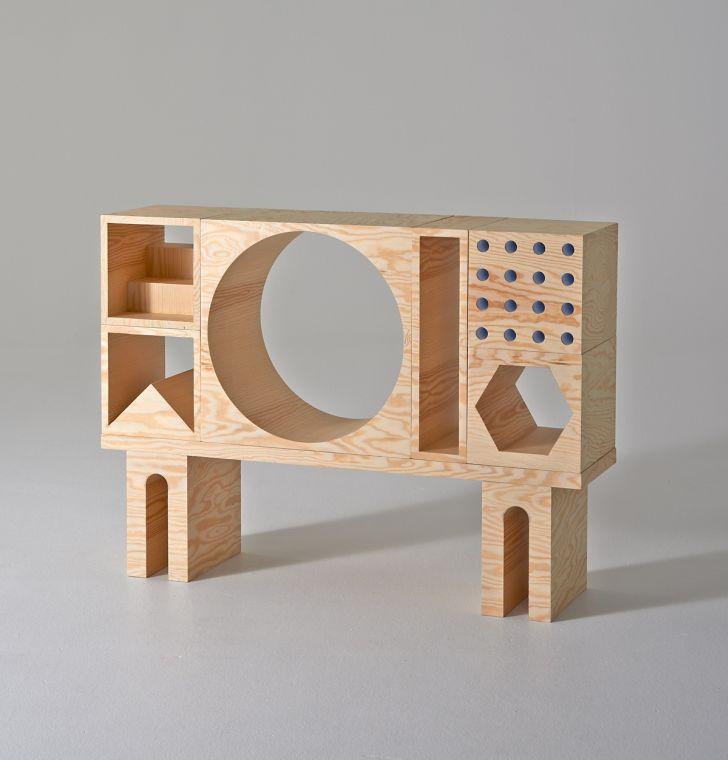 Creative Block Furniture Playful Furniture to Stimulate Your Creativity