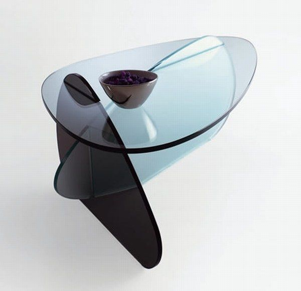 Tunelli Glass Coffee Tables