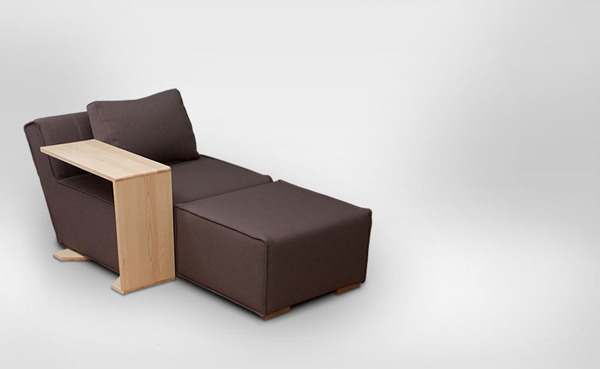 Unique Hocky Sofa Element