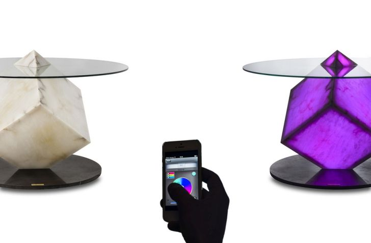 Gadget Controlled Cupiditas Table