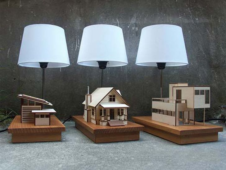 The Hoouse-Lamps of Lauren Daley