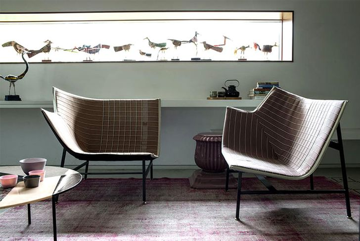 Moroso's Collection of Upholstered Furniture
