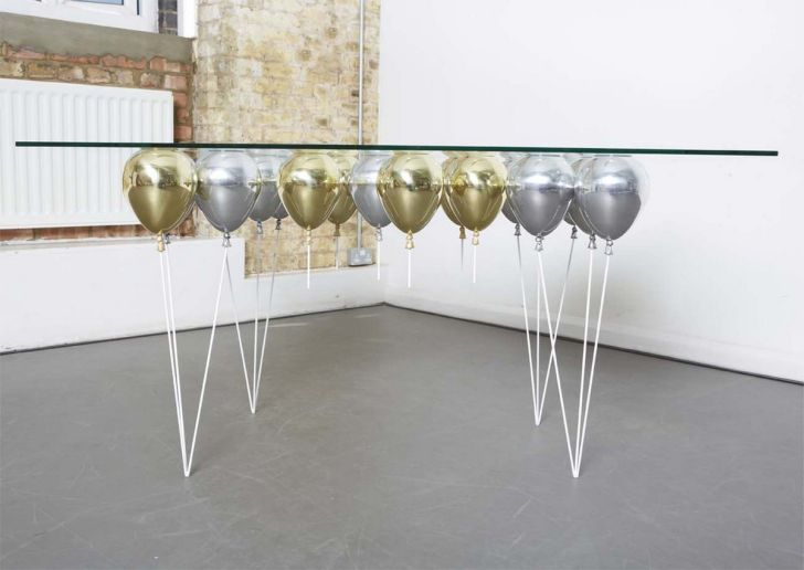 UP Dining Table by Christopher Duffy