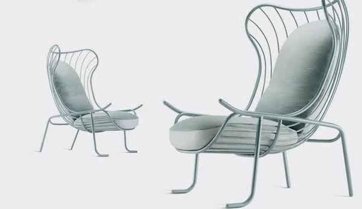 arpa upholstered arm chair collections
