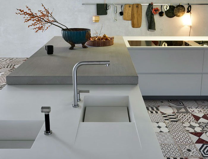 kitchen countertop sland sleek kitchen island countertop with nice sink and faucet also simple kitchen utensil