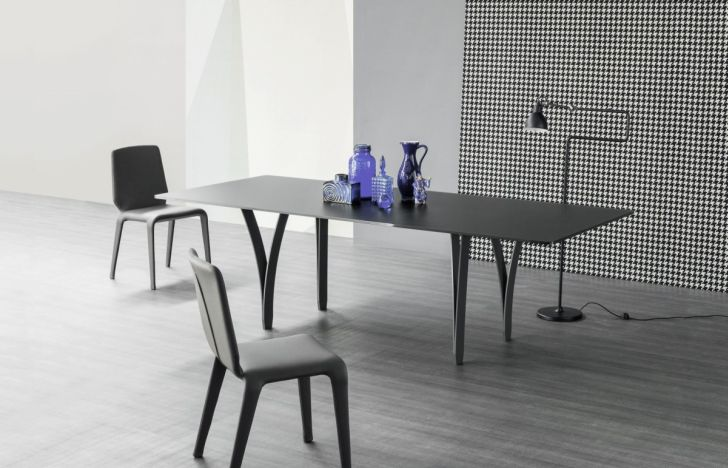 new bonaldo table gap-bonaldo-table-gap-by-alain-gilles-in-natural-colors-grey-glass-accessories