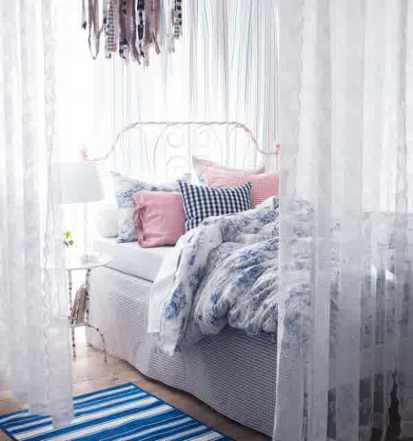 ikea-bedroom-design-ideas-classic-ikea-bedroom-design-with-leirvik-bed-frame-white-transparent-curtain