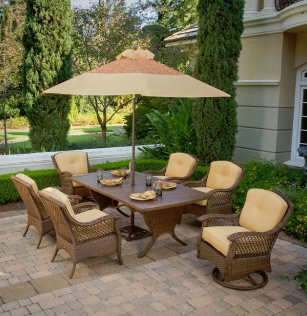 Agio Patio Household Furniture Manufactured For Pleasureway