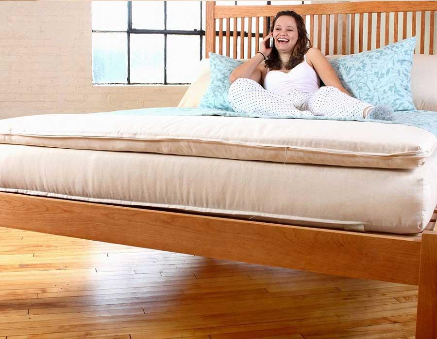 Organic Bedding Options-White-Lotus-Home-Organic-Mattresses