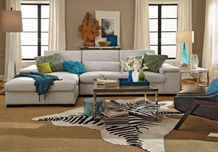 2 Pc Sectional Ventana Value City Furniture