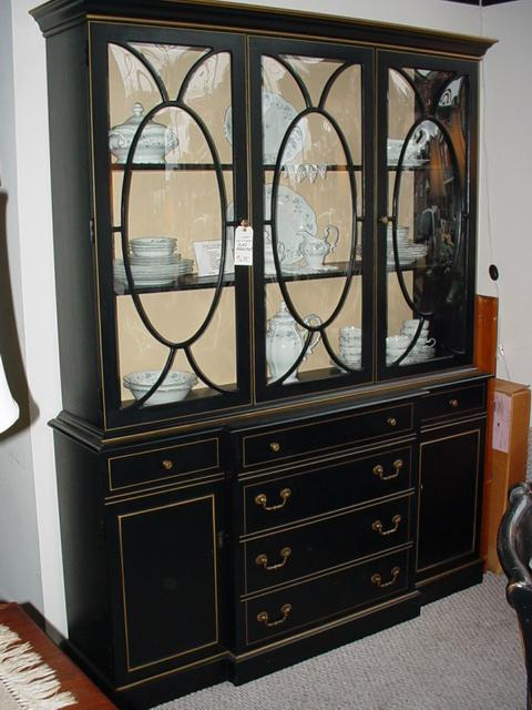 Furniture Stores in Lexington KY Another Man's Treasure Black Cabinet