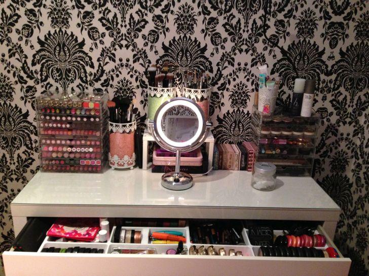 makeup storage ikea helmer drawer  Makeup Organizer Ikea Mugeek Vidalondon. Ikea Makeup Organizer