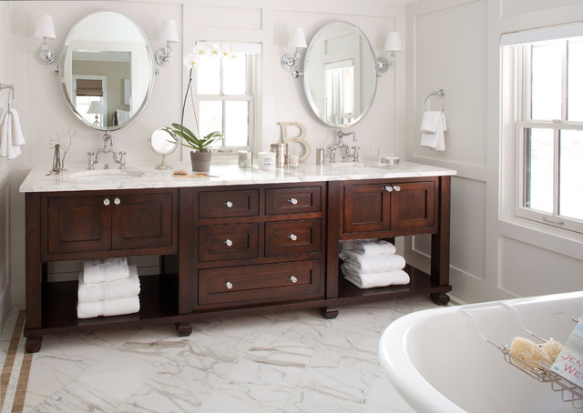 Amazing Long Island Bathroom Vanity with Cabinets Style Ideas plus Countertops