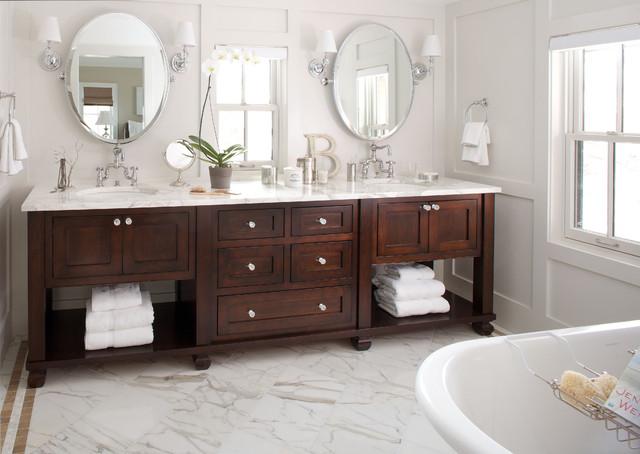 Amazing Long Island Bathroom Vanity with Cabinets Style Ideas plus Countertops