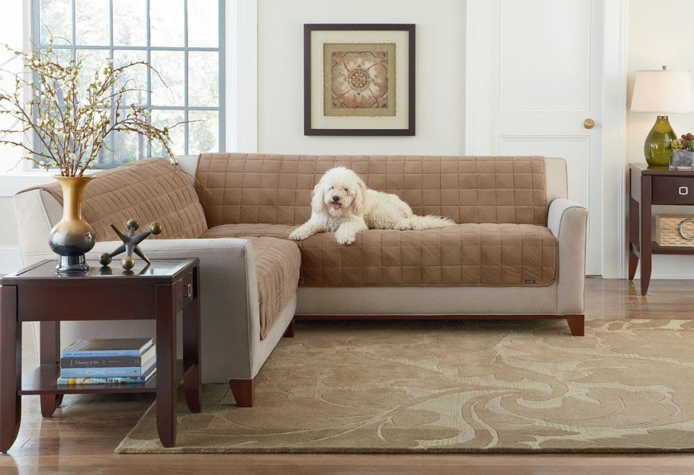 pet covers for furniture to protect fabric sofa from scratch and dust