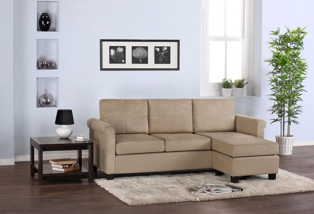 l-shaped leather sectional sofa for living room extraordinary sleeper sofas for small spaces
