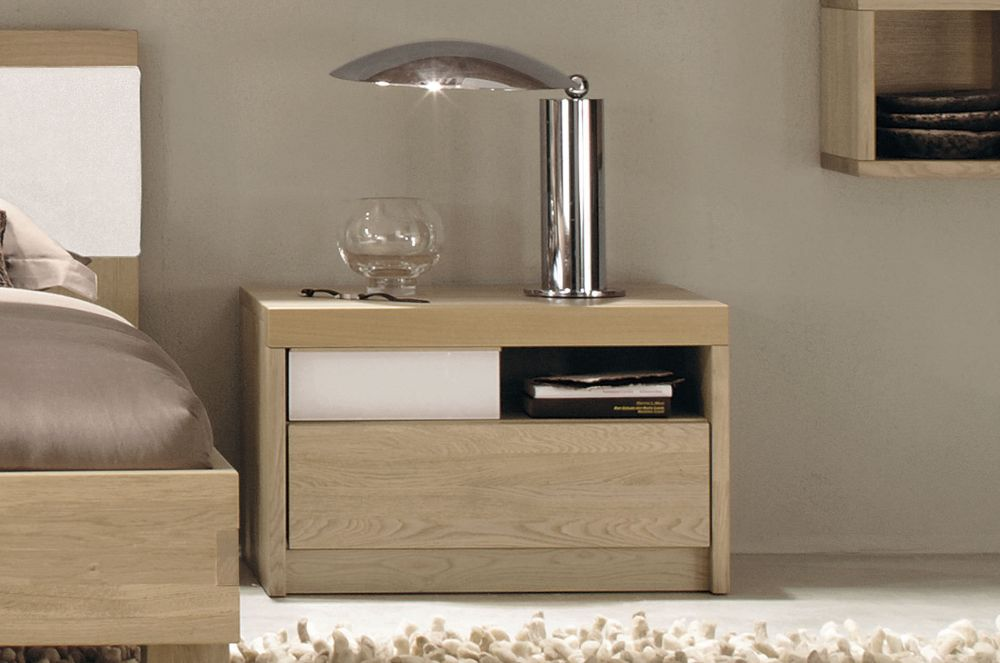 small oak side table with drawer and stainless steel table lamp plus open shelf storage astounding side table with storage feature