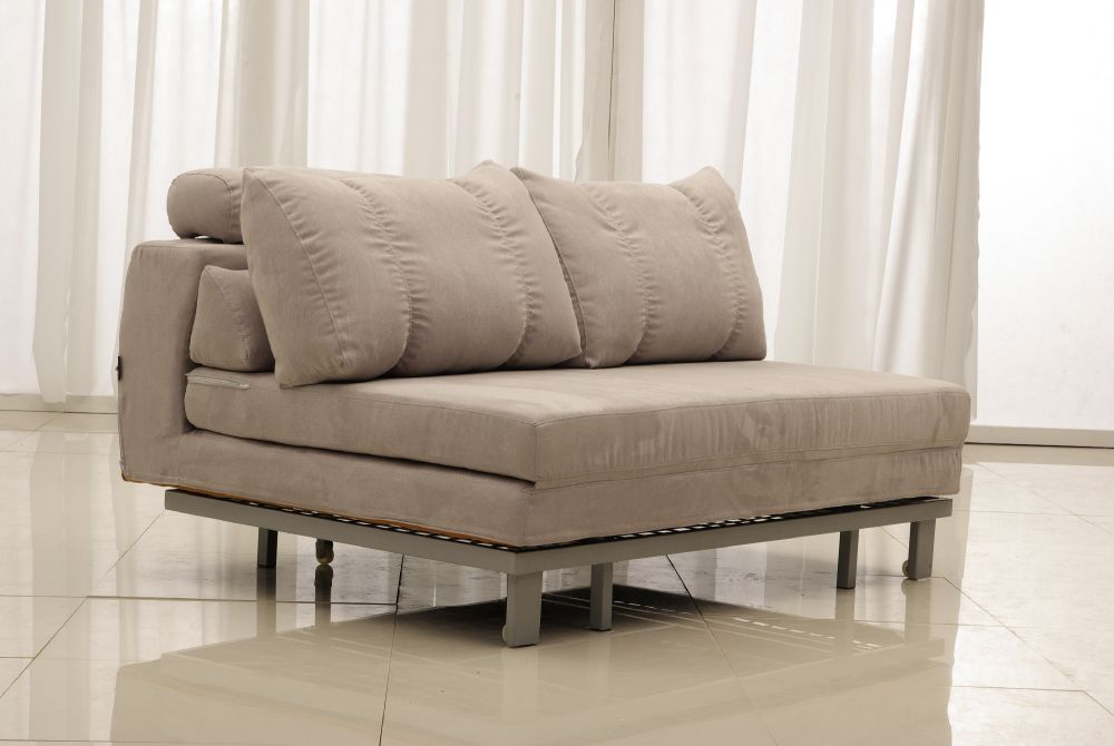 contemporary minimalist living room with cool folded platform bed owning small living room décor with versatile sense from the appealing twin sleeper sofa chair