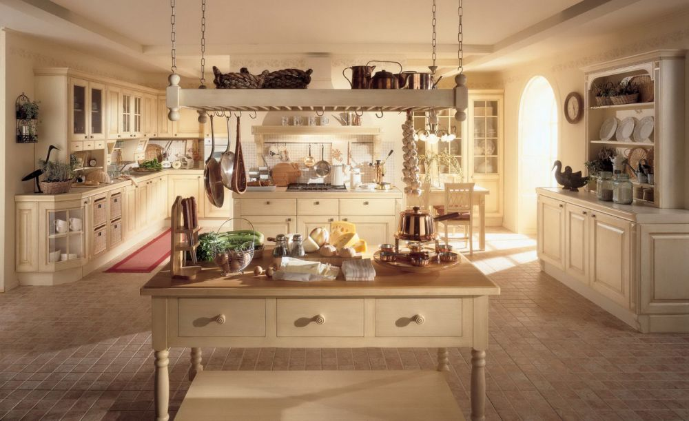 country kitchen decor themes with wooden furniture various themes for kitchen that will open your eyes widely