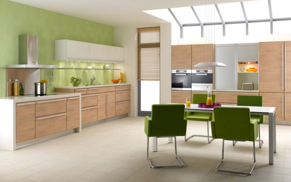 kitchen themes for apartments with wooden cabinetry and sleek dining table sets various themes for kitchen that will open your eyes widely