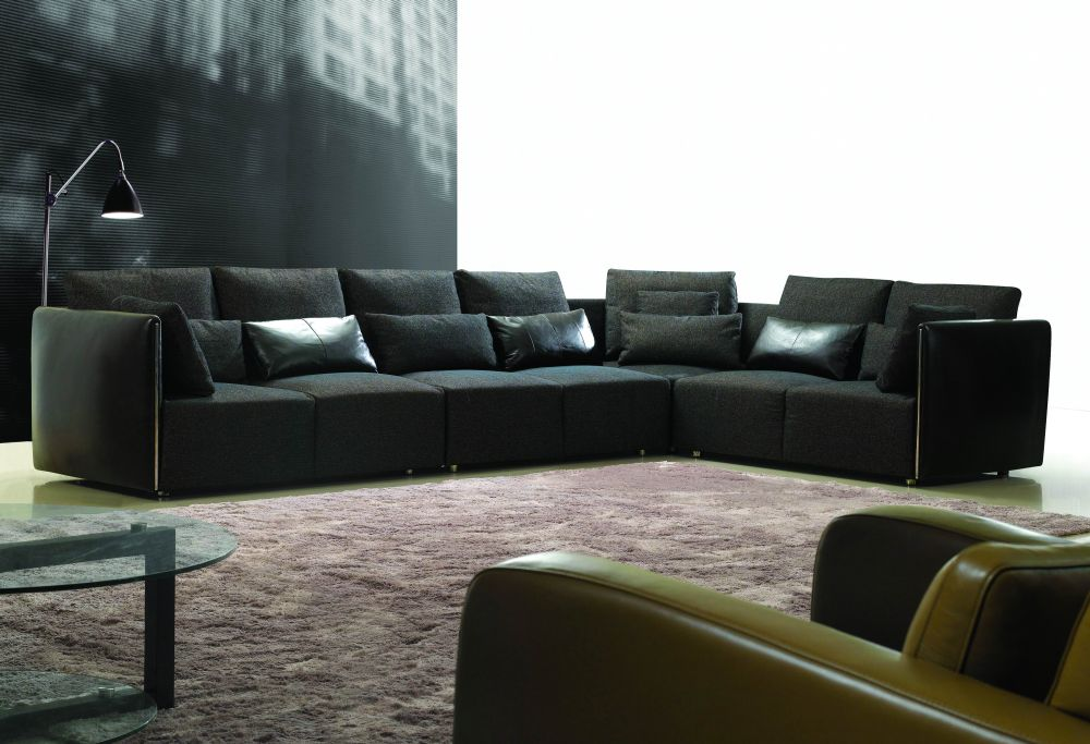 Thomasville sectional couch exhibit exclusiveness and for Sectional sofa definition