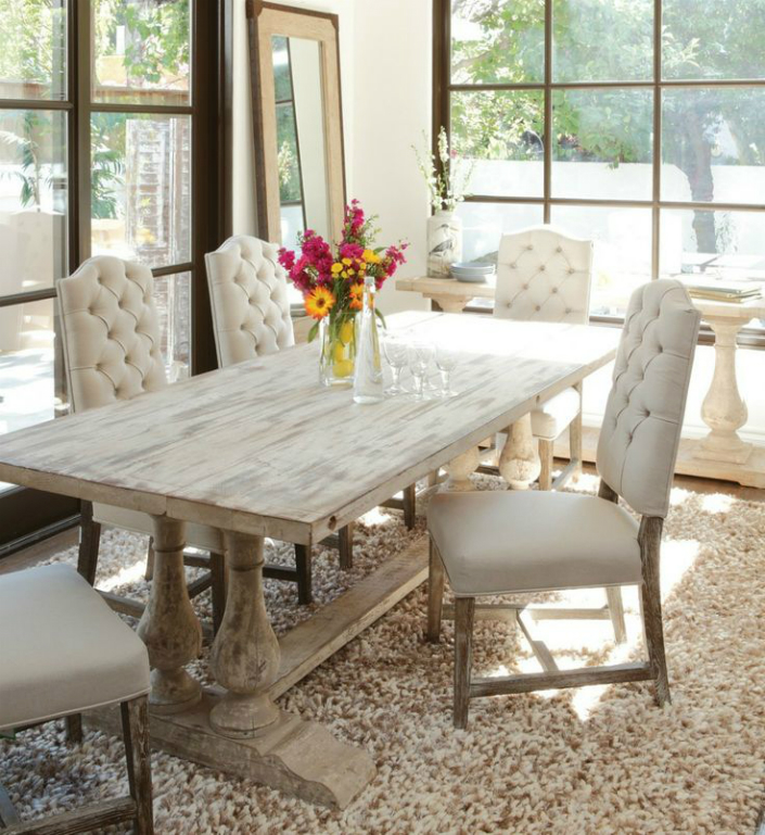 white tufted dining chairs with white solid wood table splendid tufted dining room chairs keeping the favorable atmosphere