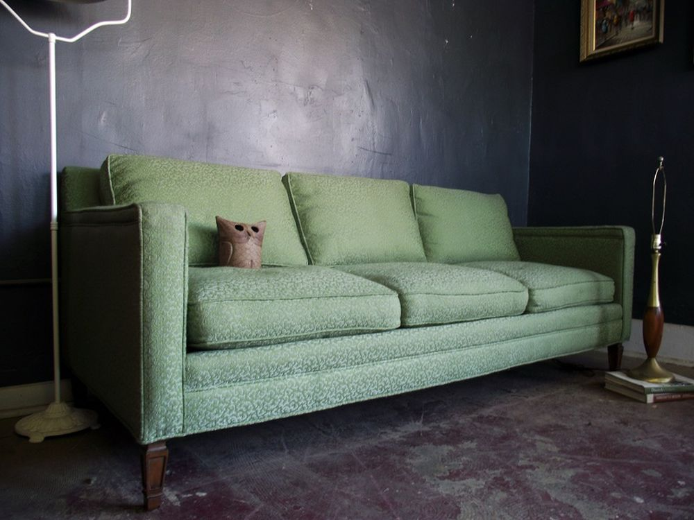 down filled leather sectional sofa with green tone how to play fashionably with down filled sofa design living room