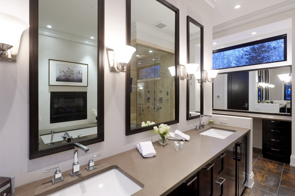 luxurious large black white bathroom with nickel faucet sets and cool classic sconces changing the old steel with the unbeatable brushed nickel bathroom accessories