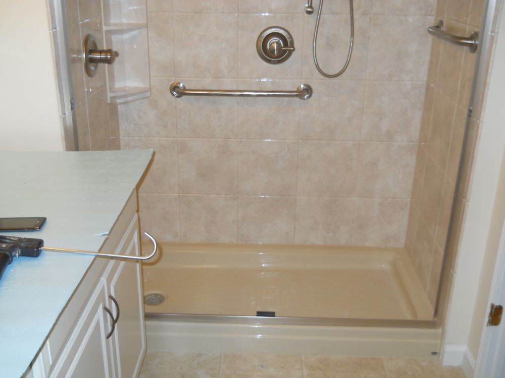 shower bars for elderly how to install bathroom safety bars in your house