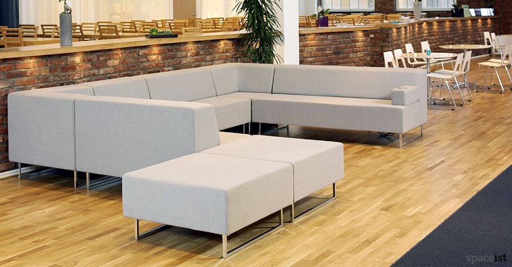 white microfiber low back sofa for basements low back sofa design – new style for good interior design