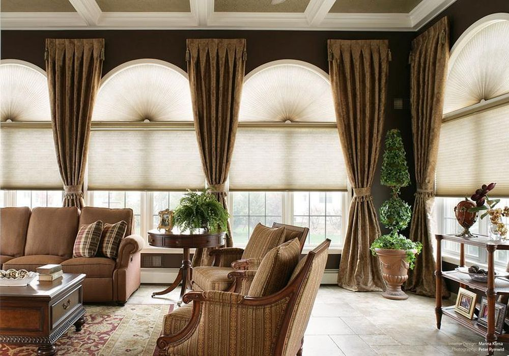 Window Treatment For Living Room Homes Furniture Ideas