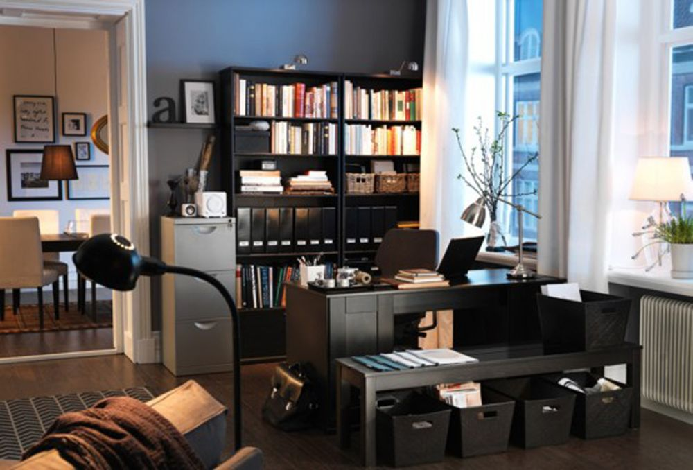 home office from ikea concept with two chair styles and the remarkable computer desk plus bookshelves splendid ikea office chairs for great work and many partners