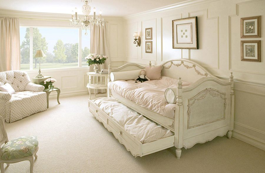 Beautiful French Country Bedroom Furniture For Impressive Old Interior