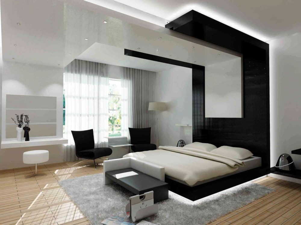 luxury bedroom interior with white bedside table how to choose a wall mounted bedside table