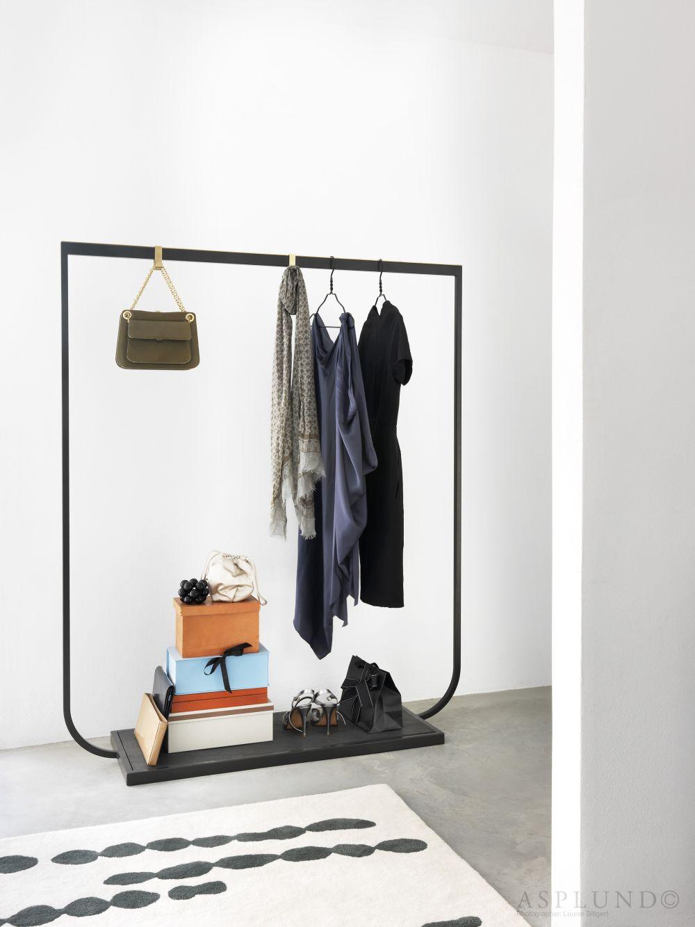 space tati coat tracks carpet asplund high free standing closet wardrobe for your bedroom