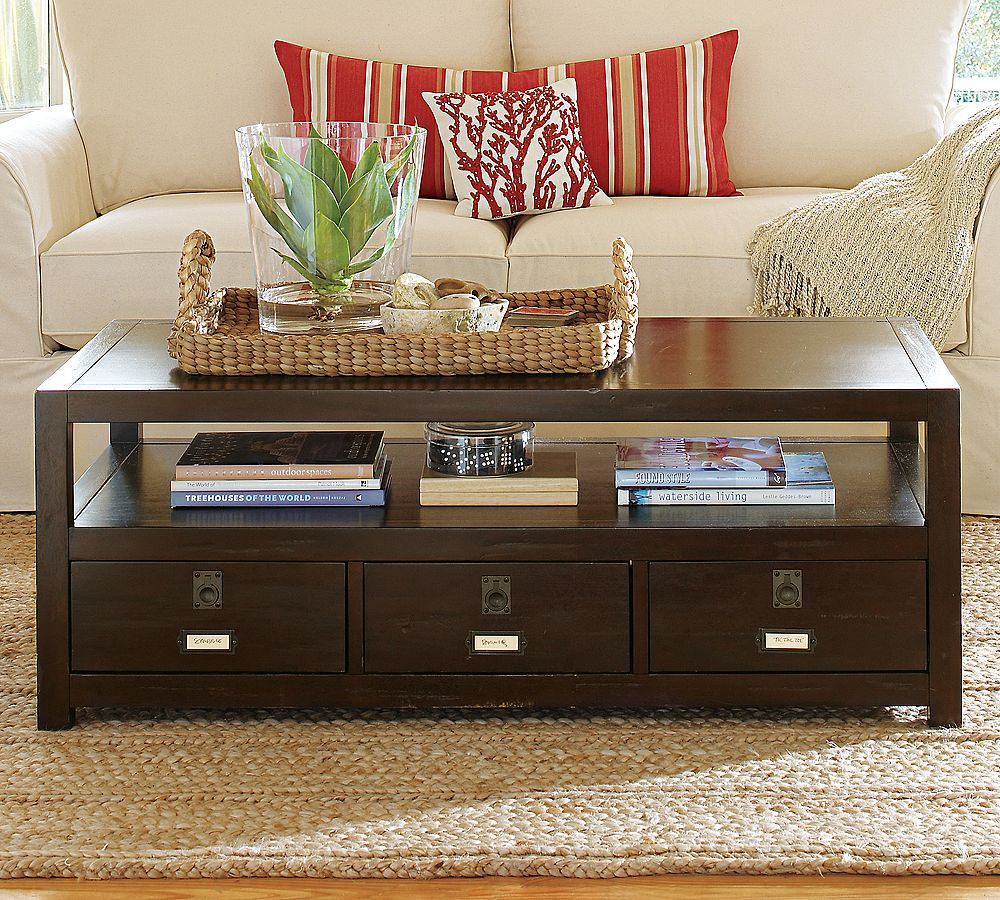 steamer trunk coffee table with three drawers rustic trunk coffee table for your living room